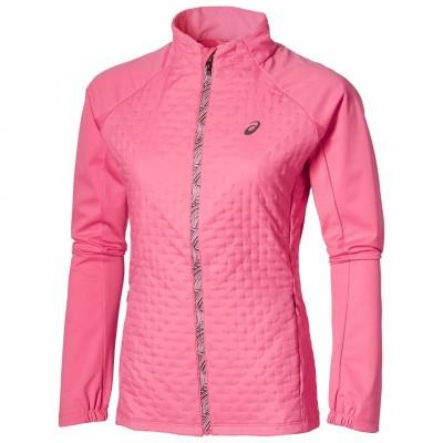 Veste ASICS Hybrid Jacket femme rose