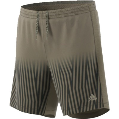 Short ADIDAS Supernova Graphic homme ambré