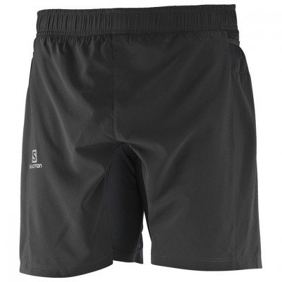Short SALOMON Fast wing TW Short homme noir