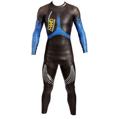Combinaison Triathlon MAKO TORRENT Homme