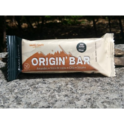 OVERSTIM'S Origin Bar Salty - barre salée