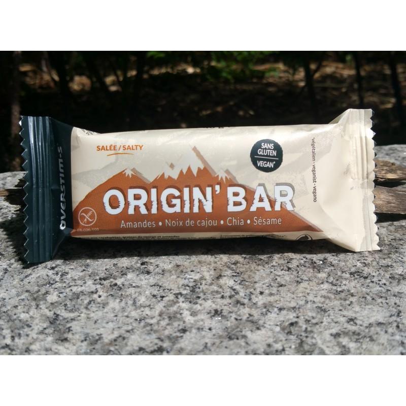 OVERSTIM'S Origin Bar Salty - barre salée