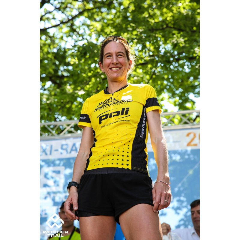 Maillot Trail LYNN Team Outdoor Poli femme