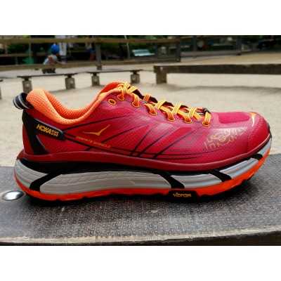PE19 MAFATE SPEED 2 homme true red Chili pepper