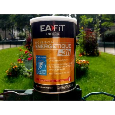 EAFIT Boisson Energétique -3h fruits rouges
