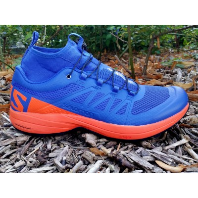 PE19 XA Enduro homme bleu/orange