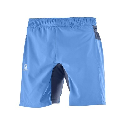 Short SALOMON Fast Wing Homme dress blue