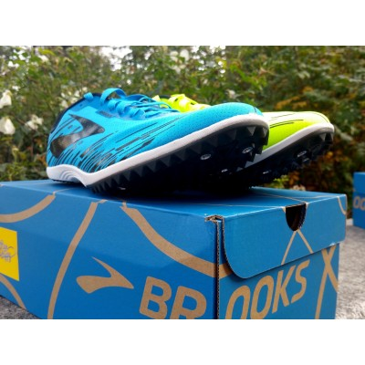 PE19 Pointes MACH 18 Homme Nightlife / Brite Blue