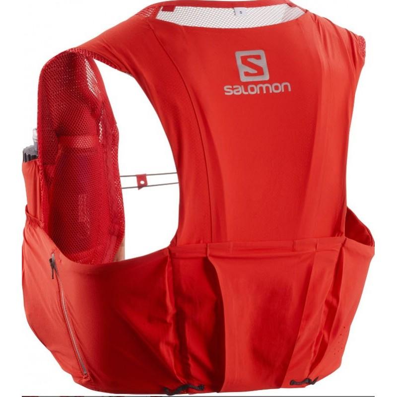 Sac SALOMON S/LAB SENSE ULTRA 8 SET Racing Red
