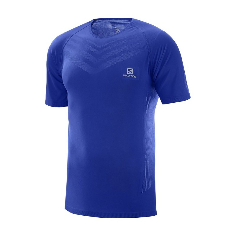 Tee-Shirt Salomon Sense Pro Homme Surf The Web