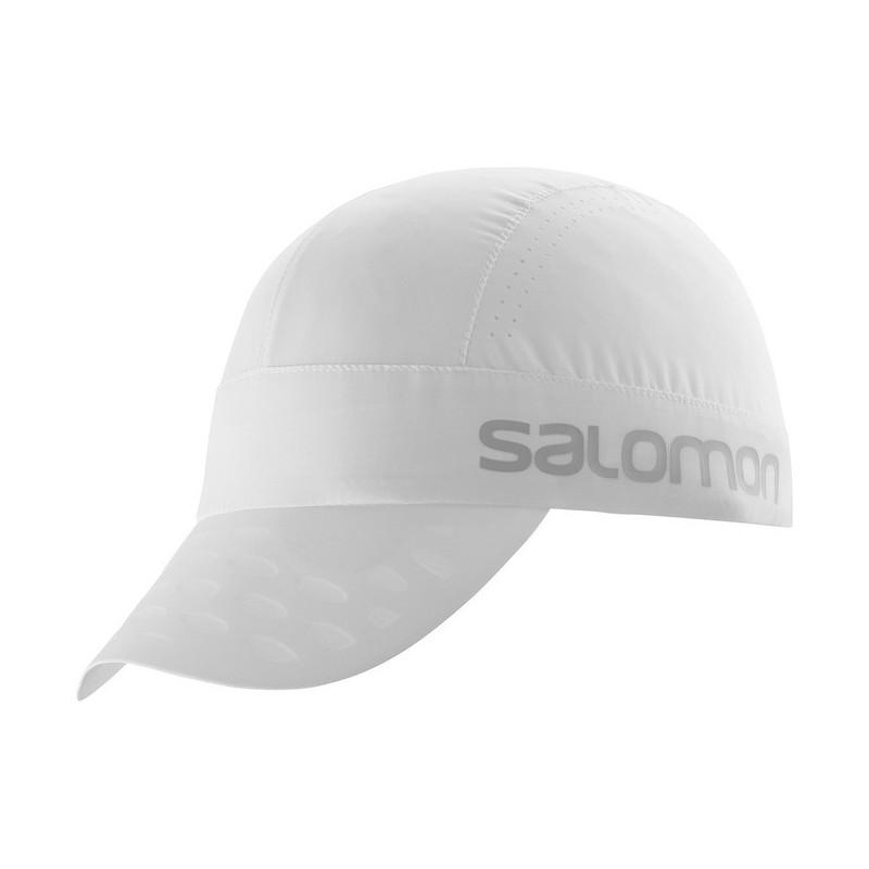 Casquette SALOMON Race CAP blanche