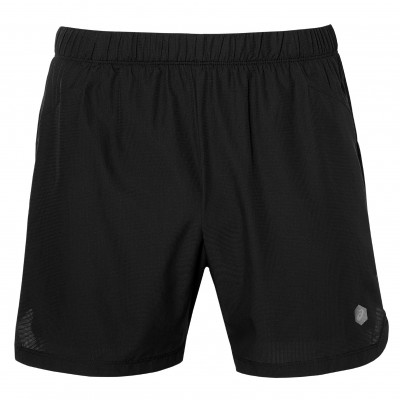 "Short Asics Cool 2 en 1 5"" Homme performance black"