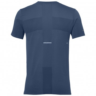 Tee-shirt ASICS GEL-COOL SEAMLESS SS Homme dark blue