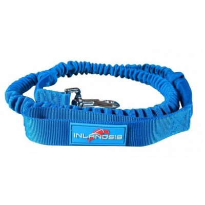 Laisse Cani-VTT INLANDSIS Bikejor Leash Bleue