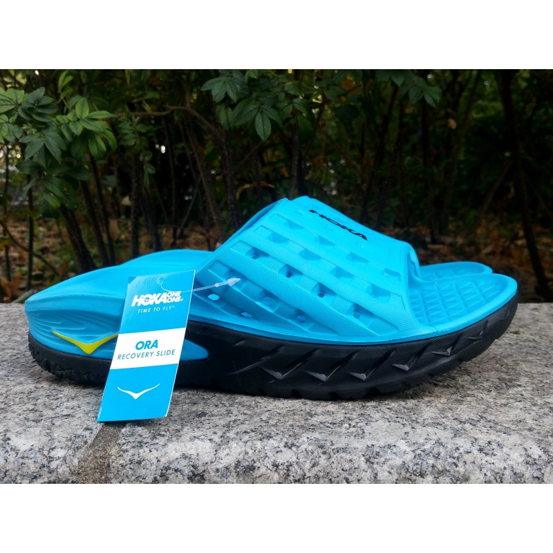 AH20 Ora Recovery Slide homme process blue