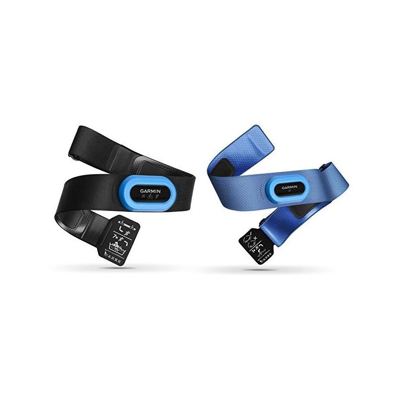 Pack d'accessoires GARMIN HRM-Tri™ + HRM-Swim™