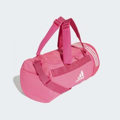 Sac de sport ADIDAS rose/blanc
