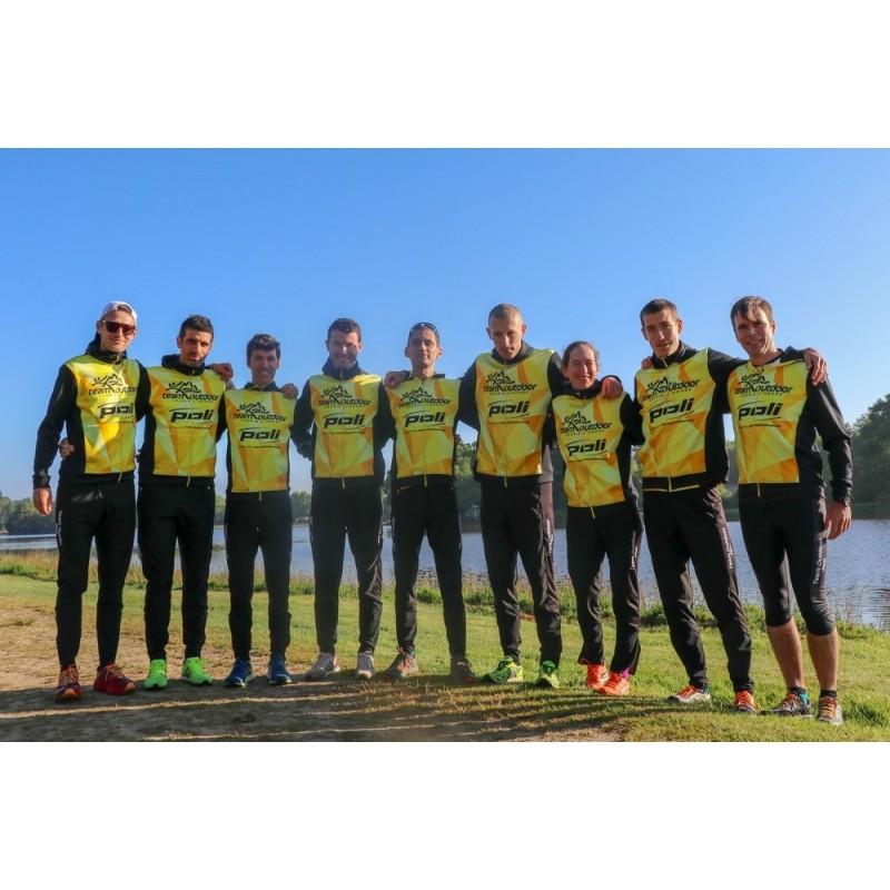 Pantalon Team Outdoor Poli coupe-vent mixte