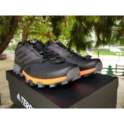 AH19 Terrex Trailmaker GTX Homme noir/gris/orange