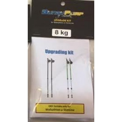 BUNGYPUMP  Kit résistance Walk-Slim 8 kg