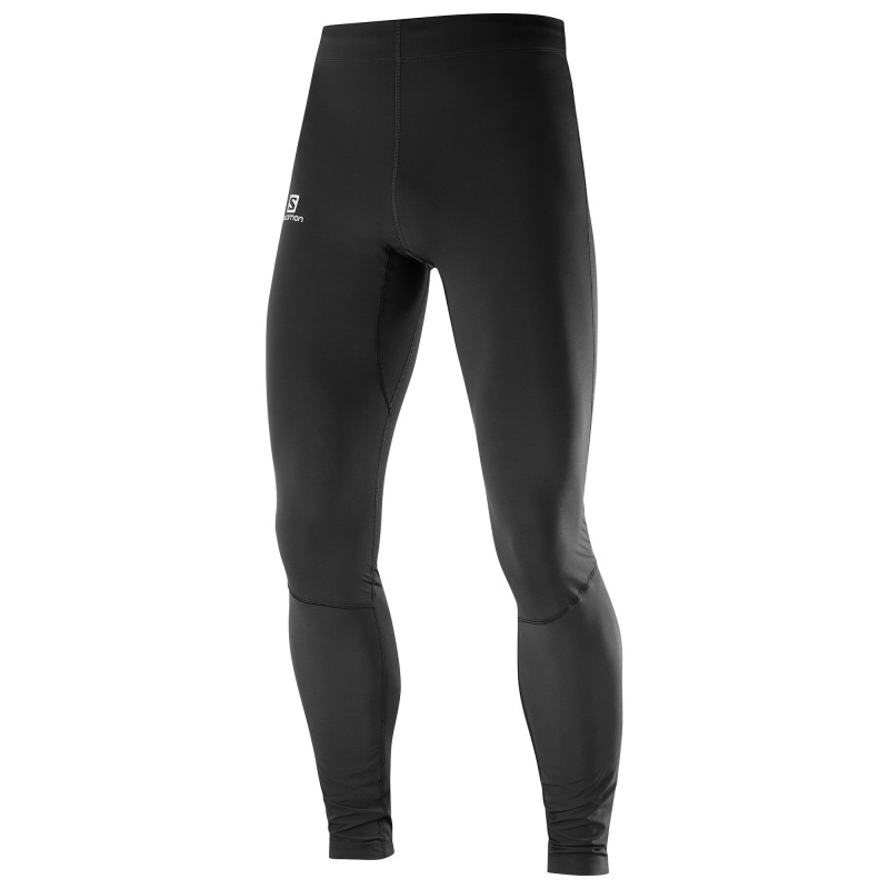 Collant Salomon Agile Warm Homme noir