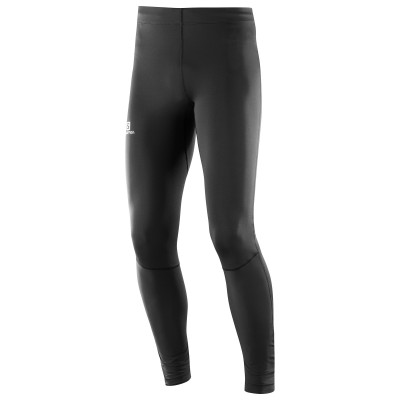 Collant Salomon Agile Long Homme noir