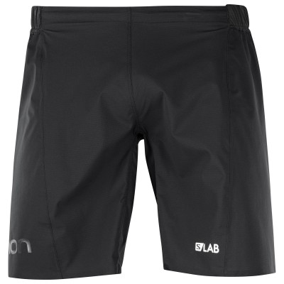Sur-Short Salomon S-Lab Protect homme noir