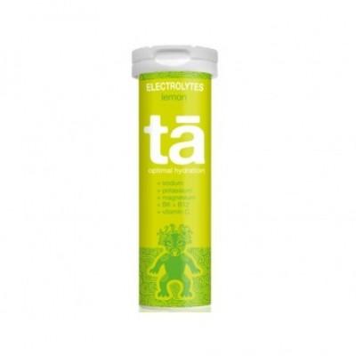 TA Pastilles d'hydratation  électrolytes  gôut citron