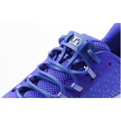 Lacets Unchain Lacing System signal blue