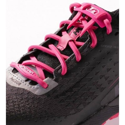 Lacets Unchain Lacing System rose