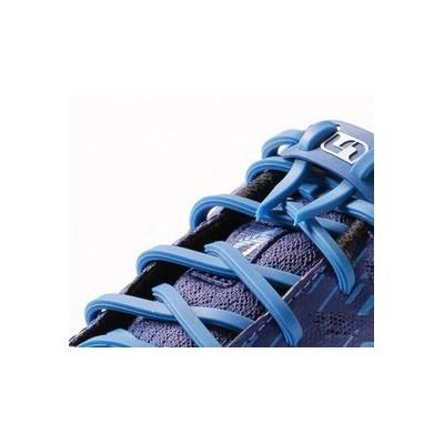 Lacets Unchain Lacing System bleu paon