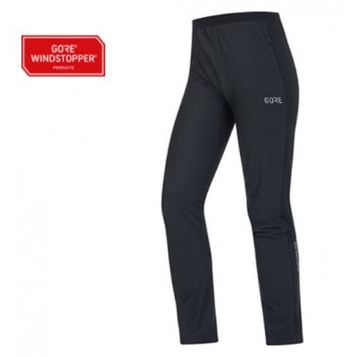 Pantalon GORE R3 Windstopper Homme noir