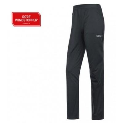 Pantalon GORE R3 Windstopper Femme noir