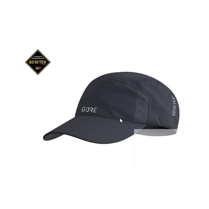 Casquette GORE M Gore-Tex noire