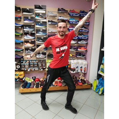 Tee-Shirt DOUZALEUR T'es au TOP Homme rouge