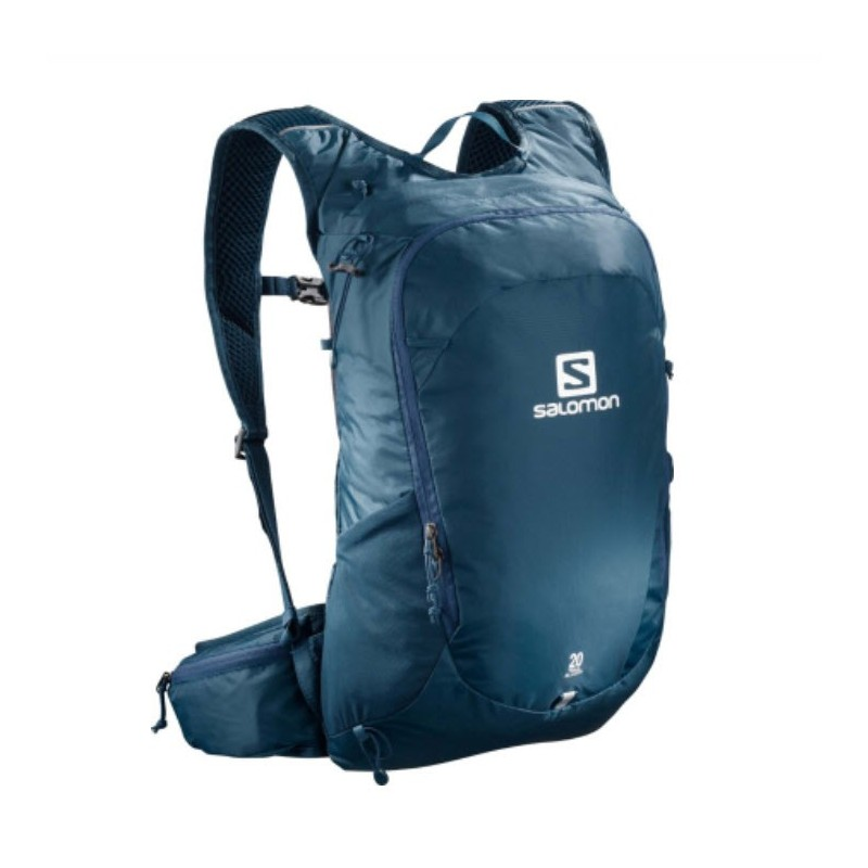 Sac SALOMON TRAILBLAZER 20 Poseidon-Ebony