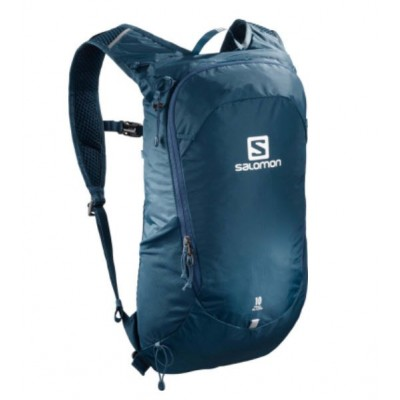 Sac SALOMON TRAILBLAZER 10 Poseidon-Ebony