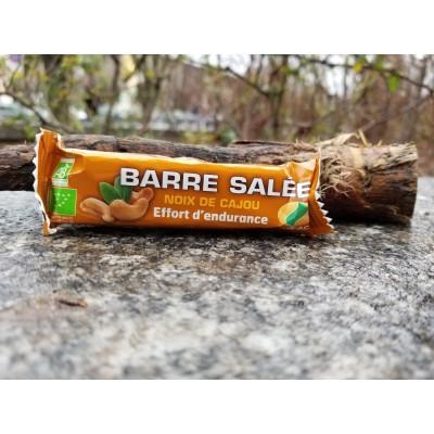 ENDUR'ACTIV Barre Salée noix de cajou BIO