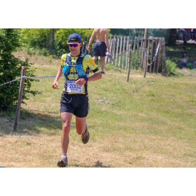 Maillot Trail Homme TEAM OUTDOOR POLI