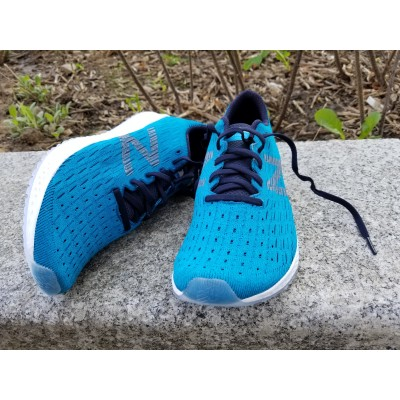 AH20 Fresh Foam ZANTE Pursuit Homme BLUE/BLACK