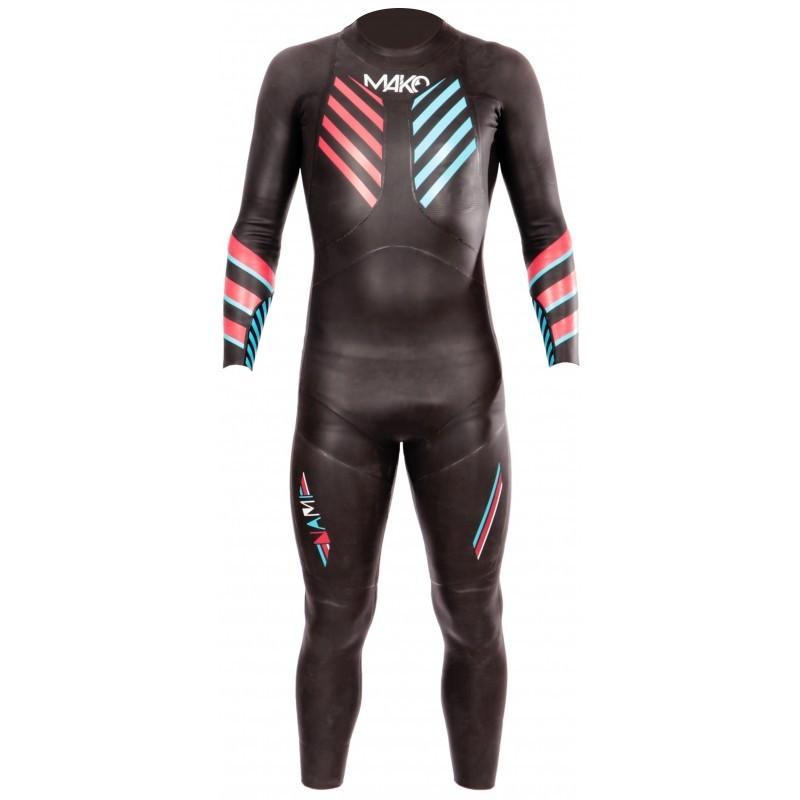 Homme Mako Pure Combinaison de n/éopr/ène pour Triathlon