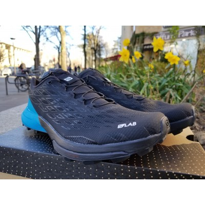 PE19 S/LAB XA Amphib 2 Mixte Black/Transcend
