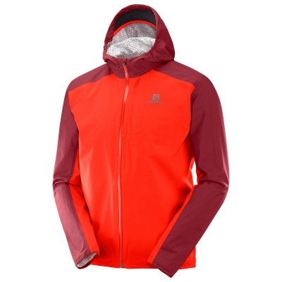Veste BONATTI WP JKT Homme FIERY RED/BIKING RED
