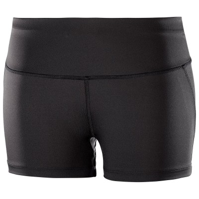 Cuissard SALOMON AGILE SHORT TIGHT Femme noir