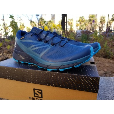 AH19 Sense Ride 2 GTX Invisible Fit Poseidon/Navy