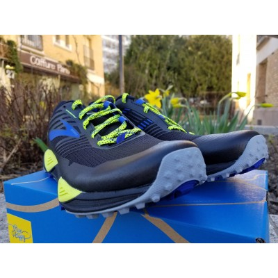 PE19 Cascadia 13 Homme Black/Nightlife/Blue