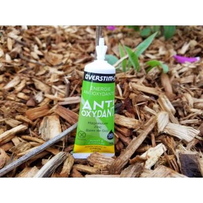 OVERSTIM'S Gel Antioxydant Liquide Citron