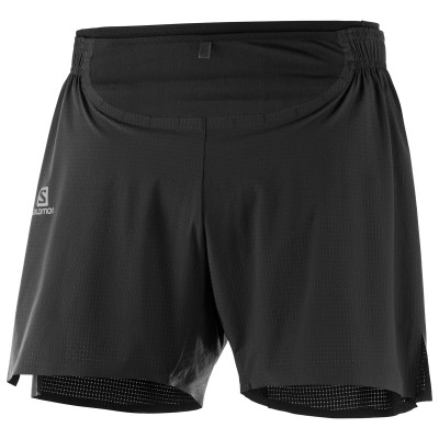 Short SALOMON SENSE PRO SHORT Homme noir