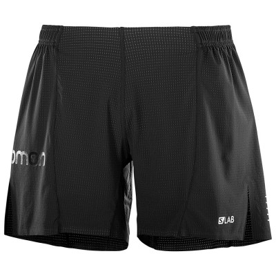 Short SALOMON S-Lab Short 6 M (modular) noir