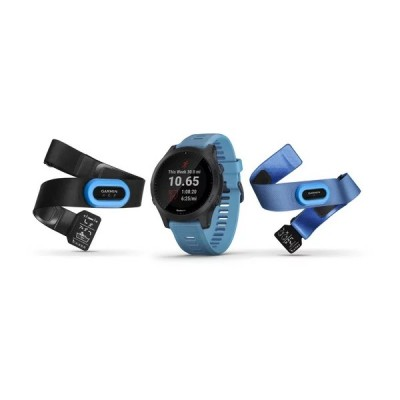 Montre GPS GARMIN FORERUNNER 945 Pack Triathlon bracelet ble